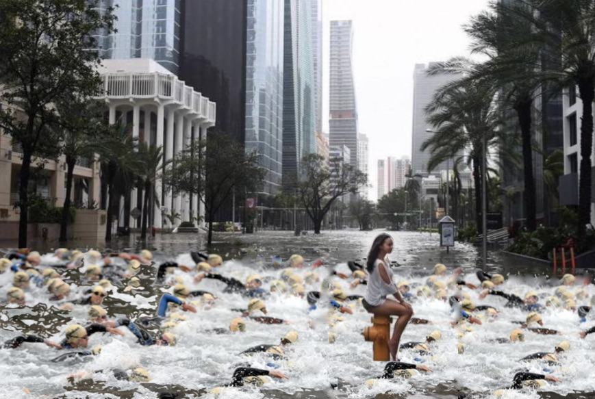 Miami Ranked Most Swimmable City